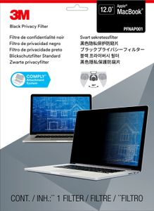 "3M Privacy Filter 12"""" 16:9 Mac (98044061558)"