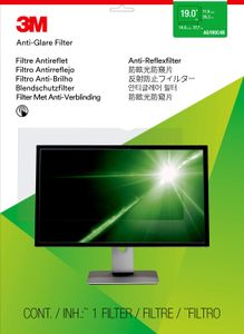 3M AG19.0 Desktop Anti-Glare Filter (AG19.0)
