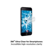 3M Ultra Clear Screen Protector for iPhone 6 Plus/6s Plus/7 Plus (UCPAP004)