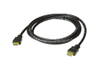 ATEN 1M HDMI 2.0 Cable M/M 30AWG Gold Black (2L-7D01H)