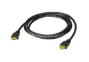 ATEN 1M HDMI 2.0 Cable M/M 30AWG Gold Black