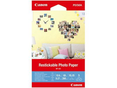 CANON RESTICKABLE PHOTO PAPER RP-101 (3635C002)