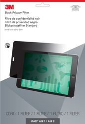 3M Easy-On Privacy Filter Tabletfor Apple iPad Air 1 / Air 2 - landscape (PFTAP002)