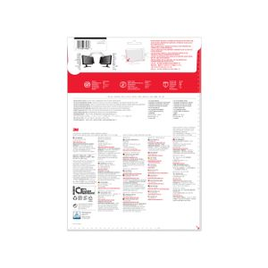 "3M Privacy Filter 17.0"""" Widescr (PF170W1B)"