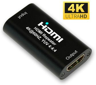 MICROCONNECT 4K HDMI Repeater (MC-HDMIREPEATER4K)