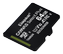 KINGSTON 64GB micSDXC 100R A1 C10 w/o ADP