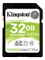 KINGSTON 32GB SDHC 100R C10 UHS-I U1 V10