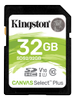 KINGSTON CanvSelect Plus 32GB SDHC, 100R (SDS2/32GB)