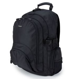 "TARGUS NOTEBOOK BACKPACK BLK NYLON MEETS CARRY ON SIZE GUIDELINES NS 16"" (CN600)"