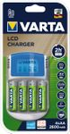 VARTA Power Play LCD Fast Charger - qty 1 (57070 201 451)
