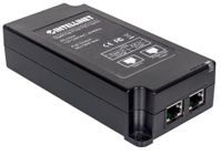 INTELLINET PoE+/PoE Injector IEEE 802.3at/ af 30W 1 port RJ45 gigabit (561037)