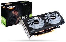 INNO3D RTX 2060 Super Twin X2 OC RGB, 8GB GDDR6, 1x HDMI 2.0b, 3x DisplayPort 1.4
