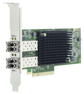 LENOVO THINKSYSTEM EMULEX LPE35002 32GB 2-PORT PCIE FIBRE CHANNEL ADAPTER (4XC7A08251)