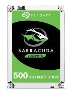 "SEAGATE Desk HD BarraCuda 500GB 3.5"" SATA 3 (ST500DM009)"