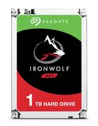 SEAGATE IronWolf HDD 3.5'' 1TB SATA3 5900RPM 64MB