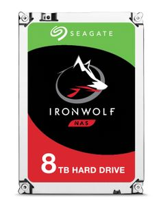 SEAGATE HDD int. 3,5 8TB Ironwolf (ST8000VN0022)