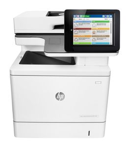 HP Color LaserJet Enterprise MFP M577f (B5L47A#B19)