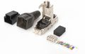 VIVOLINK CAT6A shielded RJ45