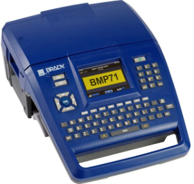 BRADY BMP71 Label Printer QWERTY EU (BMP71-QY-EU-SFIDS)