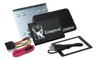 KINGSTON 1024GB KC600 SATA3 2.5IN SSD BUNDLE WITH INSTALLATION KIT INT (SKC600B/1024G)
