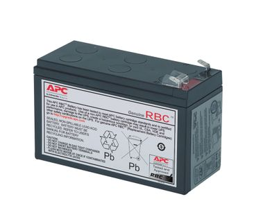 APC REPLACEMENT BATTERY CARTRIDGE #17 NS (RBC17)