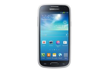SAMSUNG Protective Cover+-GS4 Mini- Light Blue (EF-PI919BCEGWW)