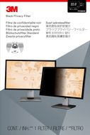 """3M Privacy filter for desktop 22"""""""" widescreen (7000006412)"""