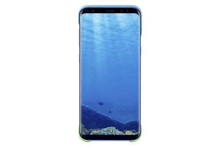 SAMSUNG S8+ 2Piece CoverBlue (EF-MG955CLEGWW)