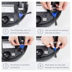 ANKER EUFY REPLACEMENT KIT (ROBOVAC 11S B2C WHITE+BLUE) (T29090N1)