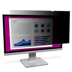 3M High Clarity Privacy Filter for 20.0inch Widescreen Monitor 16:9 aspect ratio (HC200W9B)