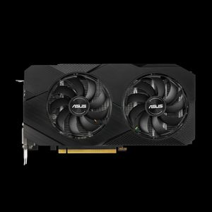ASUS GeForce GTX 1660 SUPER 6GB DUAL OC MINI (DUAL-GTX1660S-O6G-MINI)