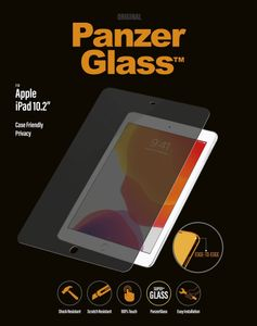 PanzerGlass Privacy Screen Protection Case Friendly, til iPad 2019 (P2673)