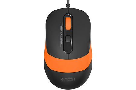 A4TECH Mouse FSTYLER FM10 Orange (A4TMYS46445)