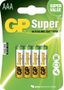 GP LR03/24A BLISTERPACK 4P