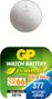 GP Button Cell Silver-Oxid SR626SW/ SR66/ 377