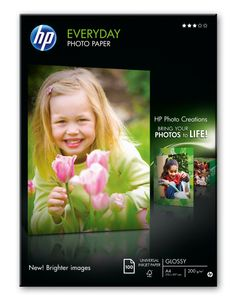 HP Fotopapper HP Q2510A A4 100/fp (5230020)
