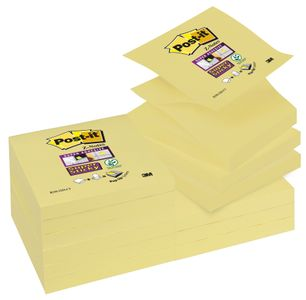 POST-IT Post-it Z-block 76x76 gul 12/f (7000048167)
