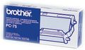 BROTHER Ribbon+Cartridge 144 Pages For FAXT104/T106