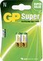 GP Super Alkaline LR1 2-pack