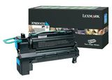 LEXMARK X792 toner cyan extra high yield 20.000 pages 1-pack return program