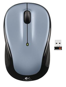 LOGITECH Wireless Mouse M325 Light Silver WER (910-002334)