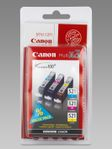 CANON BJ Cartridge CLI-521 C/M/Y Pack