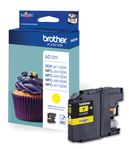 BROTHER LC123Y yellow ink