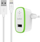 BELKIN iPad Air Single Micro AC Charger (F8J125VF04-WHT)