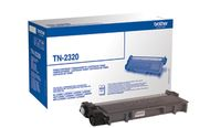 BROTHER TN2320 black toner 2400 pages (TN2320)