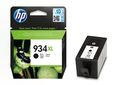 HP C2P23AE ink cartridge black No. 934 XL