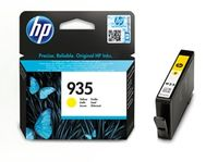 HP C2P22AE ink cartridge yellow No. 935 (C2P22AE)