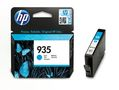 HP ink cartridge cyan No. 935