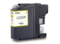 BROTHER LC-223 ink cartridge yellow standard capacity 550 pages 1-pack (LC223Y)