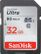 SANDISK Ultra SDHC UHS-I 32GB 80MB/s Cl. 10 SDSDUNC-032G-GN6IN